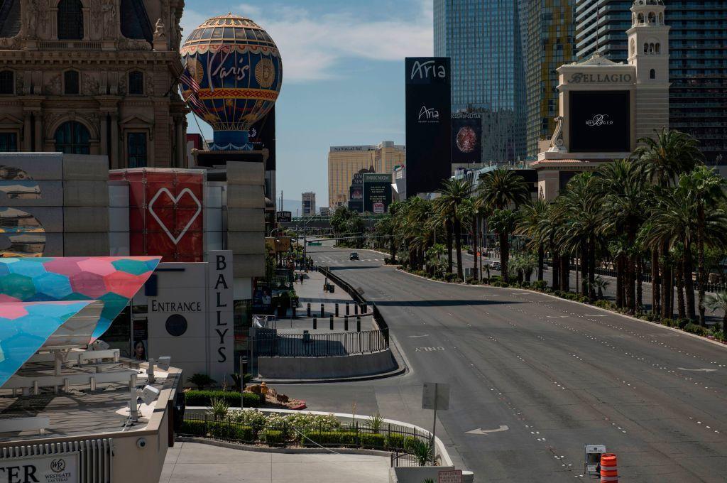 Nevada Unemployment Soars To Historic High Coronavirus Updates Npr