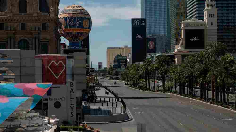 'The Sheer Volume' Is Hard To Capture: Unemployment In Nevada Soars To Historic High