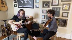 Becca Stevens And Nathan Schram: Alone Together Duets