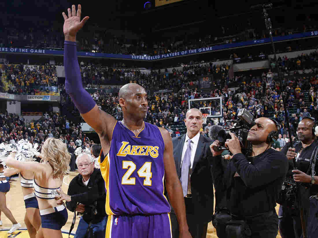 Kobe Bryant's Induction To Hall Of Fame Postponed