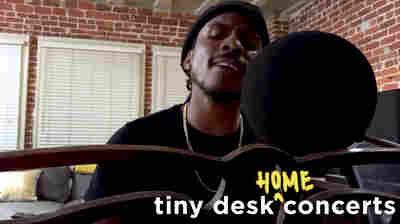 D Smoke: Tiny Desk (Home) Concert