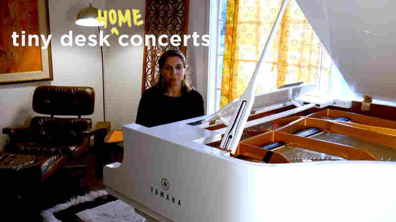 Lara Downes: Tiny Desk (Home) Concert