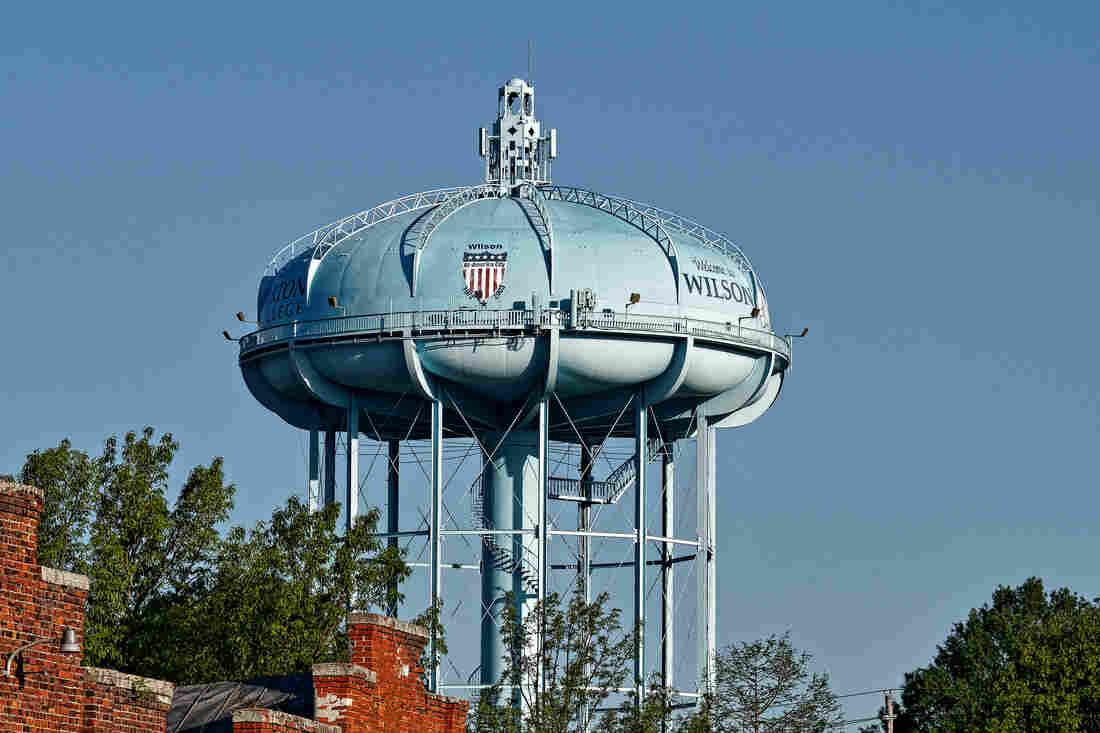 Wilson, North Carolina Water Tower