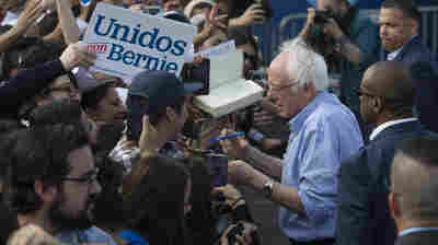 Bernie Sanders' Campaign Could Provide Lessons For Biden Latino Outreach