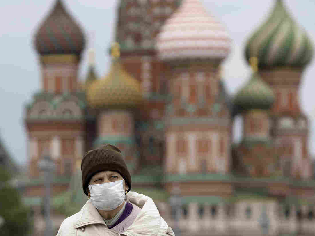 Russian Federation reports record toll of new virus deaths