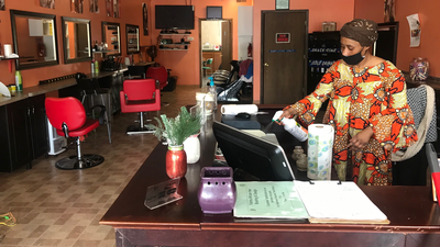 As Salons And Barbershops Reopen Across Most Of Illinois, Safety Is Still A Concern
