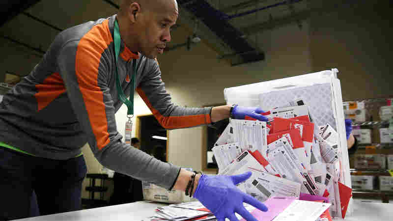 Need A Witness For Your Mail-In Ballot? New Pandemic Lawsuits Challenge Old Rules