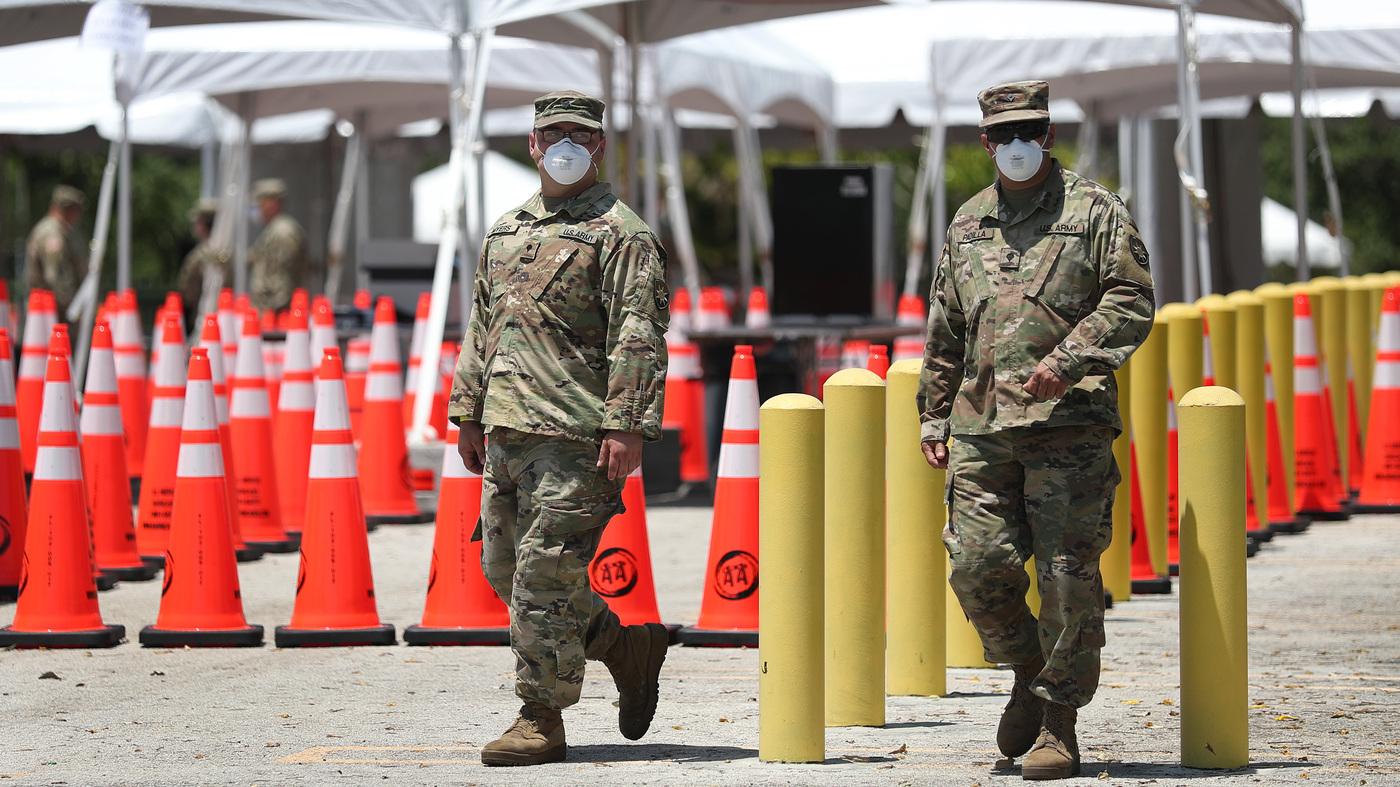 Planos de evacuação de furacões criam novas preocupações durante a pandemia: tiros