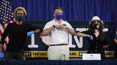 'No Mask – No Entry,' Cuomo Says As He Allows Businesses To Insist On Face Coverings