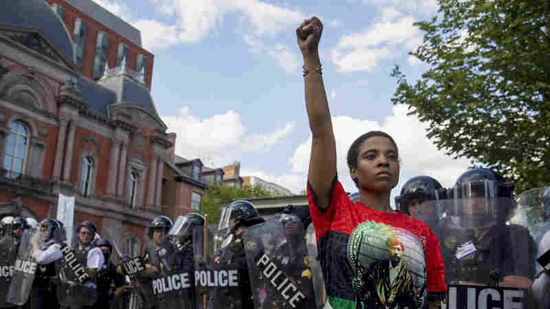 Photos: Protests In Response To The Death Of George Floyd Shake The Nation