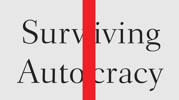 Surviving Autocracy, by Masha Gessen