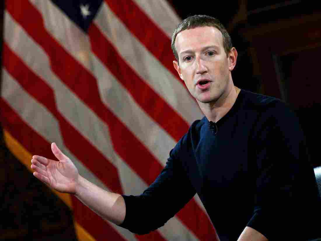Trump reportedly held call with Mark Zuckerberg amid controversy over protest posts