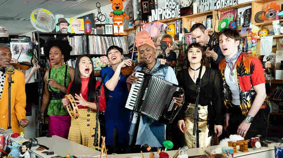 Hadestown: Tiny Desk Concert