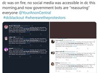 A fake story began circulating Sunday evening into Monday morning, which was then disputed by real journalists as well as a number of bots. Experts say the campaign may have been meant to make people question whether anything they see online is true.