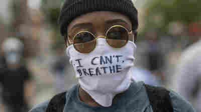 Anti-Racism Protests Versus COVID-19 Risk: 'I Wouldn't Weigh These Crises Separately'