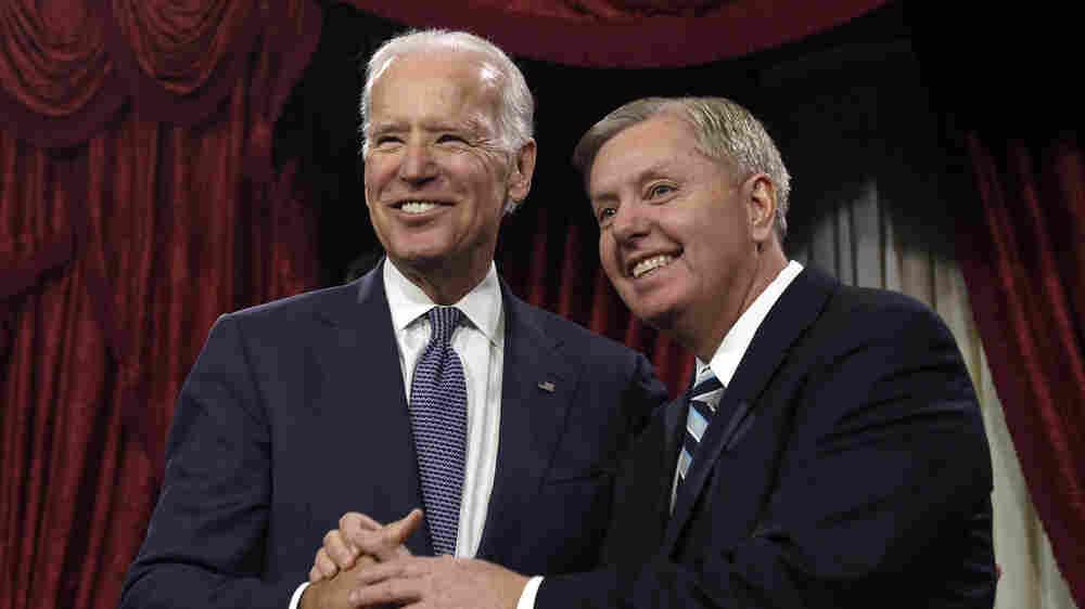 Senate Republicans Set Summer Of Investigations Involving Biden