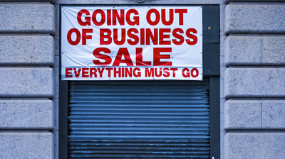 Where Are The Business Bankruptcies?