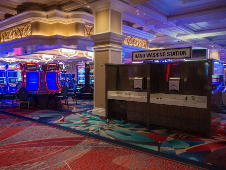 Casinos Reopen In Las Vegas : NPR