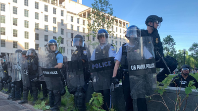 Like It Or Not, The Feds Have Lots Of Control Over Police In D.C.