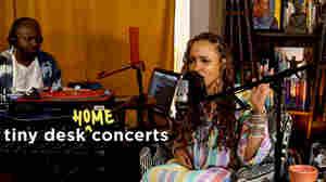 Sa-Roc: Tiny Desk (Home) Concert