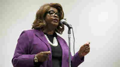 Ella Jones Elected First Black Mayor Of Ferguson, Mo.