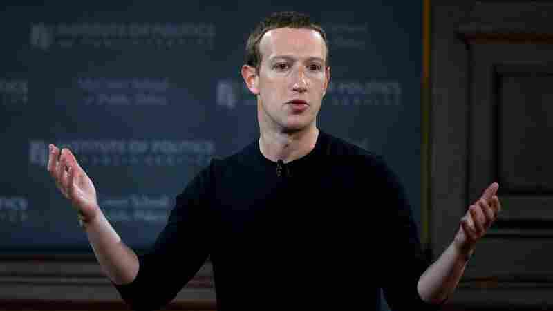 Former Facebook Employees Blast Zuckerberg's 'Do-Nothing' Stance On Trump