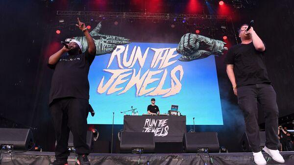 Run the Jewels se produit en 2017.
