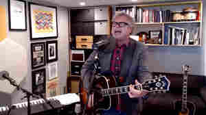 Steven Page Shares New Song 'Isolation' In A Performance From Home