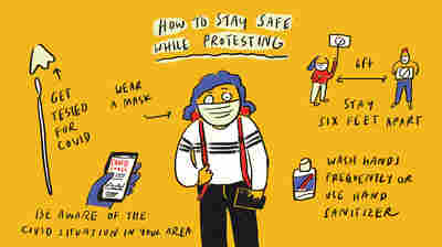 Coronavirus FAQs: How To Stay Safe While Protesting, When To Go Out After Recovery
