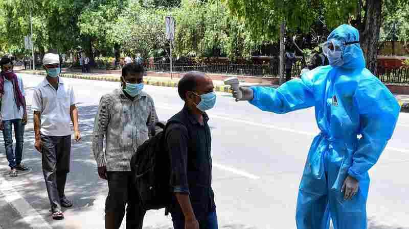 India, Pakistan Record Big Jump In Coronavirus Cases