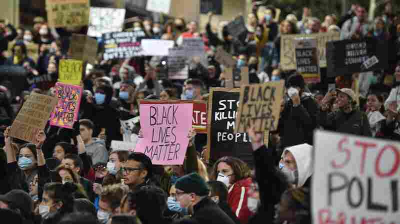 Australians Plan Weekend Rallies In Solidarity With U.S. 'Black Lives Matter'