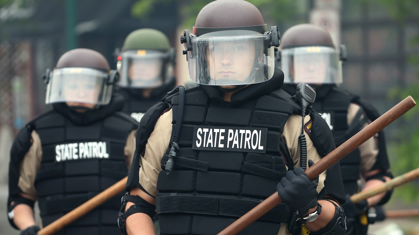Police Unions And Police Violence
