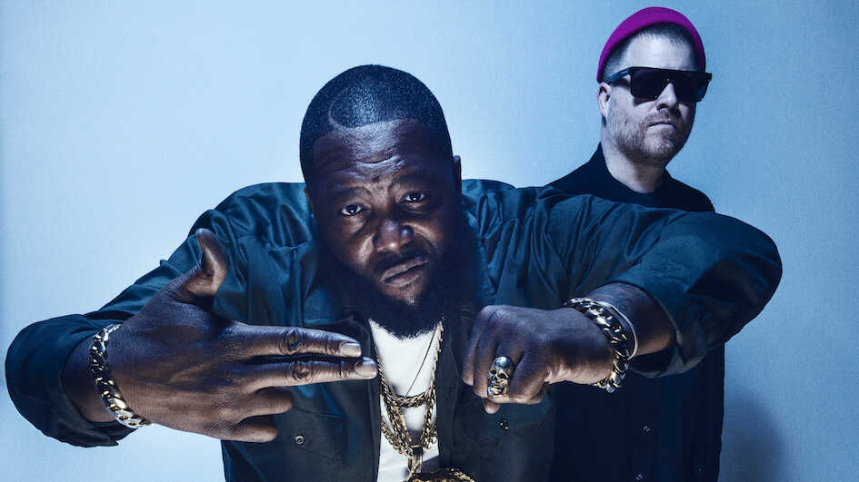 On 'RTJ4,' Run The Jewels Is A Speaker Box For Society