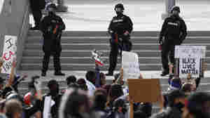 Judge Grants Order Limiting Use Of Tear Gas, Projectiles At Denver Protests