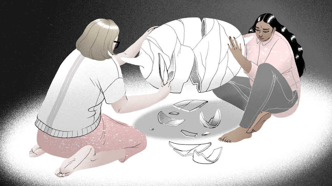 What to do if you experience a microaggression, from NPR's Life Kit.