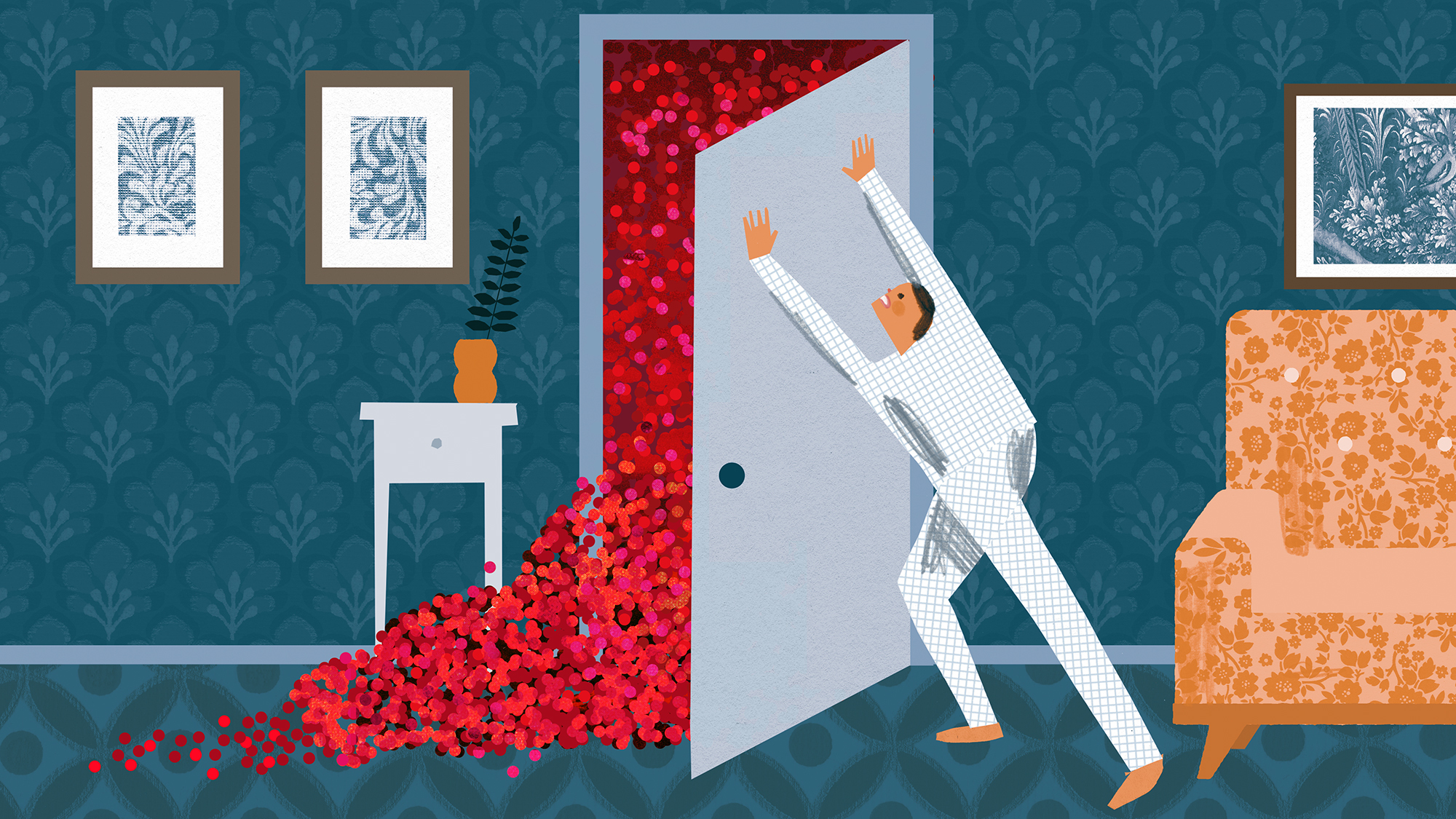 Staying Safe From The Coronavirus Without Giving In To OCD Obsessions : Shots - Health News : NPR