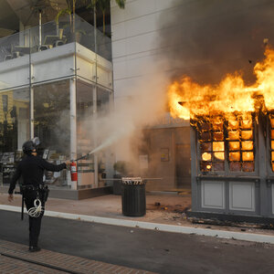 No Sign Of Antifa So Far In Justice Department Cases Brought Over Unrest
