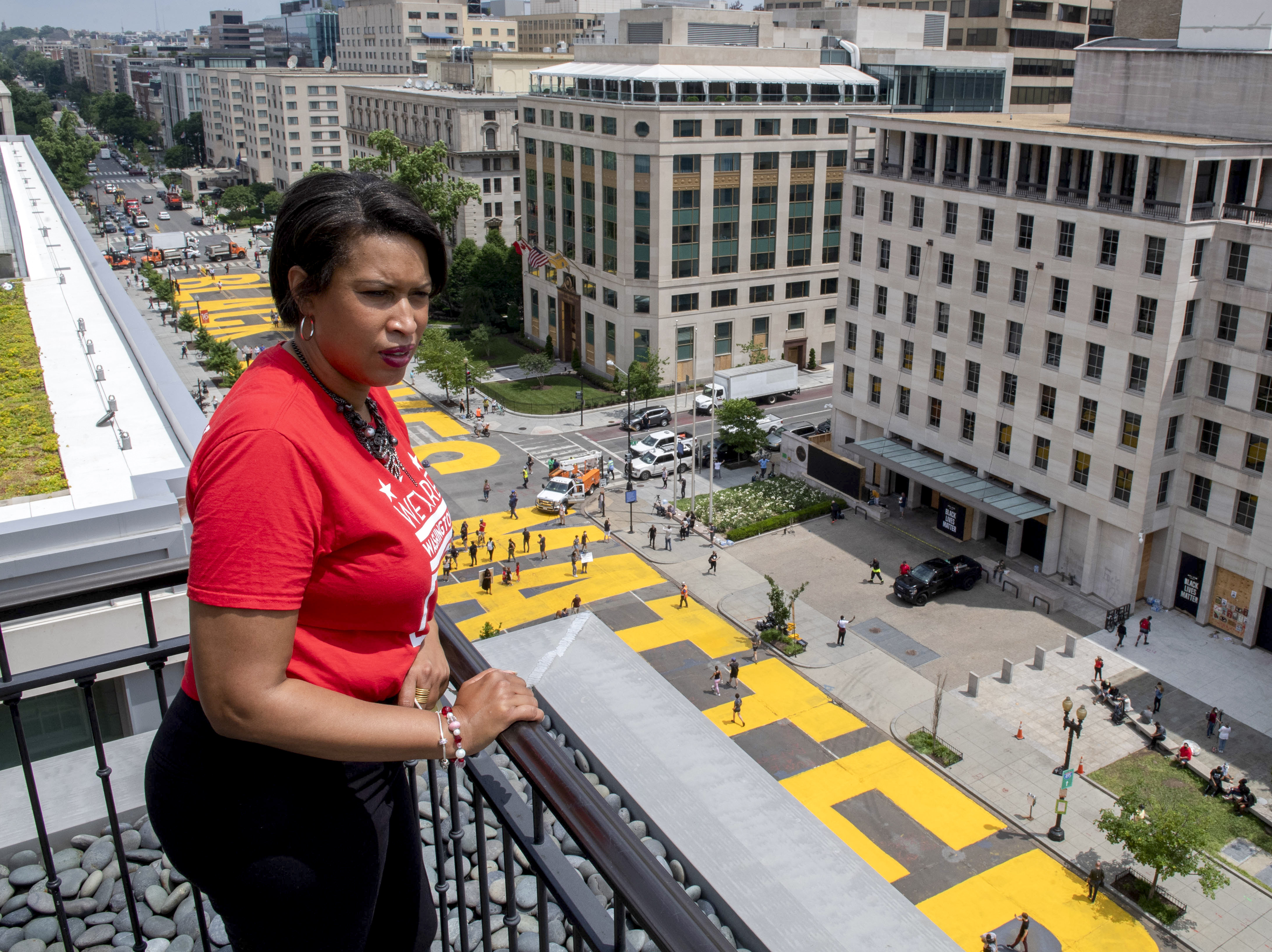 D.C. Mayor Muriel Bowser: 'Not At All' Reconsidering Police ...