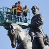 Virginia Judge blocks plans to remove Robert E. Lee's statue