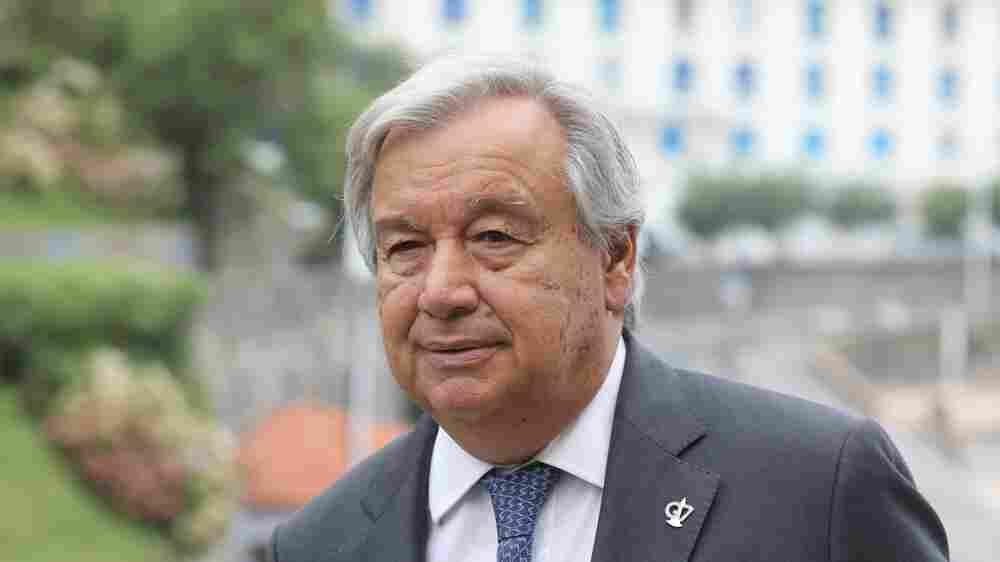 U.N. Chief: Security Council Gridlock Blocks Effective Coronavirus Response