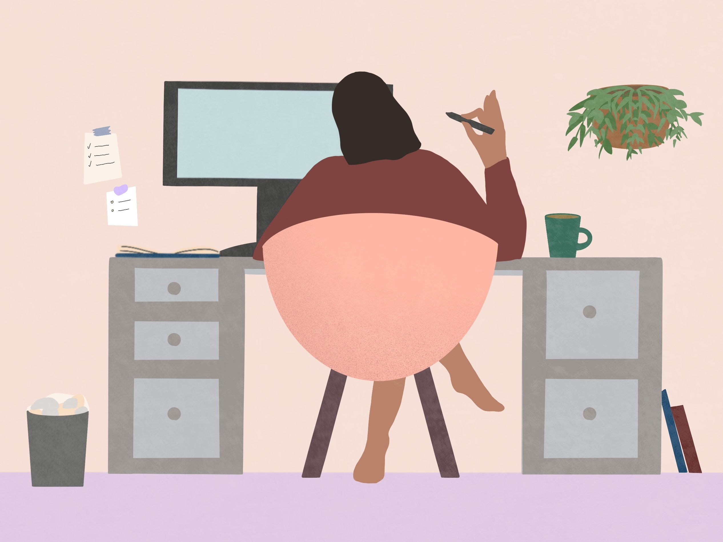 Permanent Work From Home Is Coming Businesses Workers See Benefits Npr
