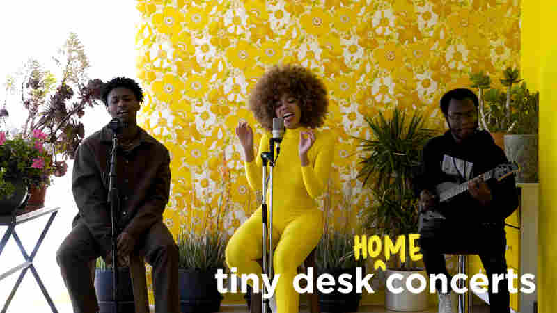 KIRBY: Tiny Desk (Home) Concert