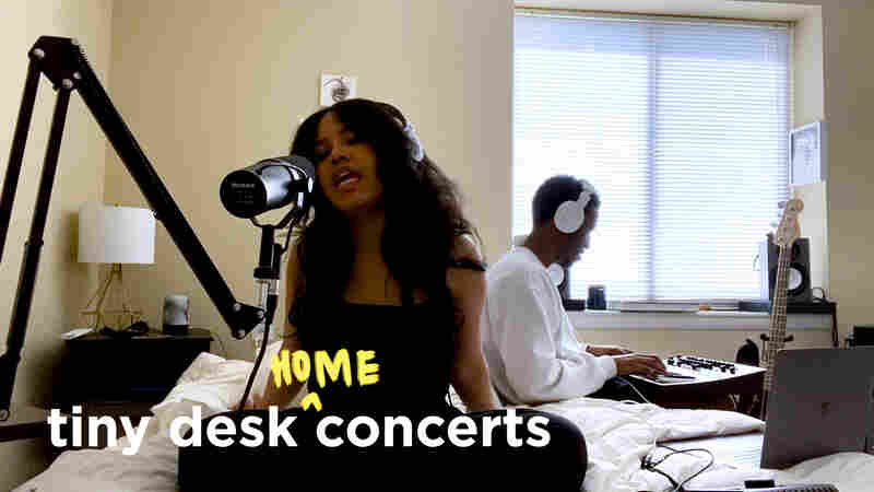 Baby Rose: Tiny Desk (Home) Concert