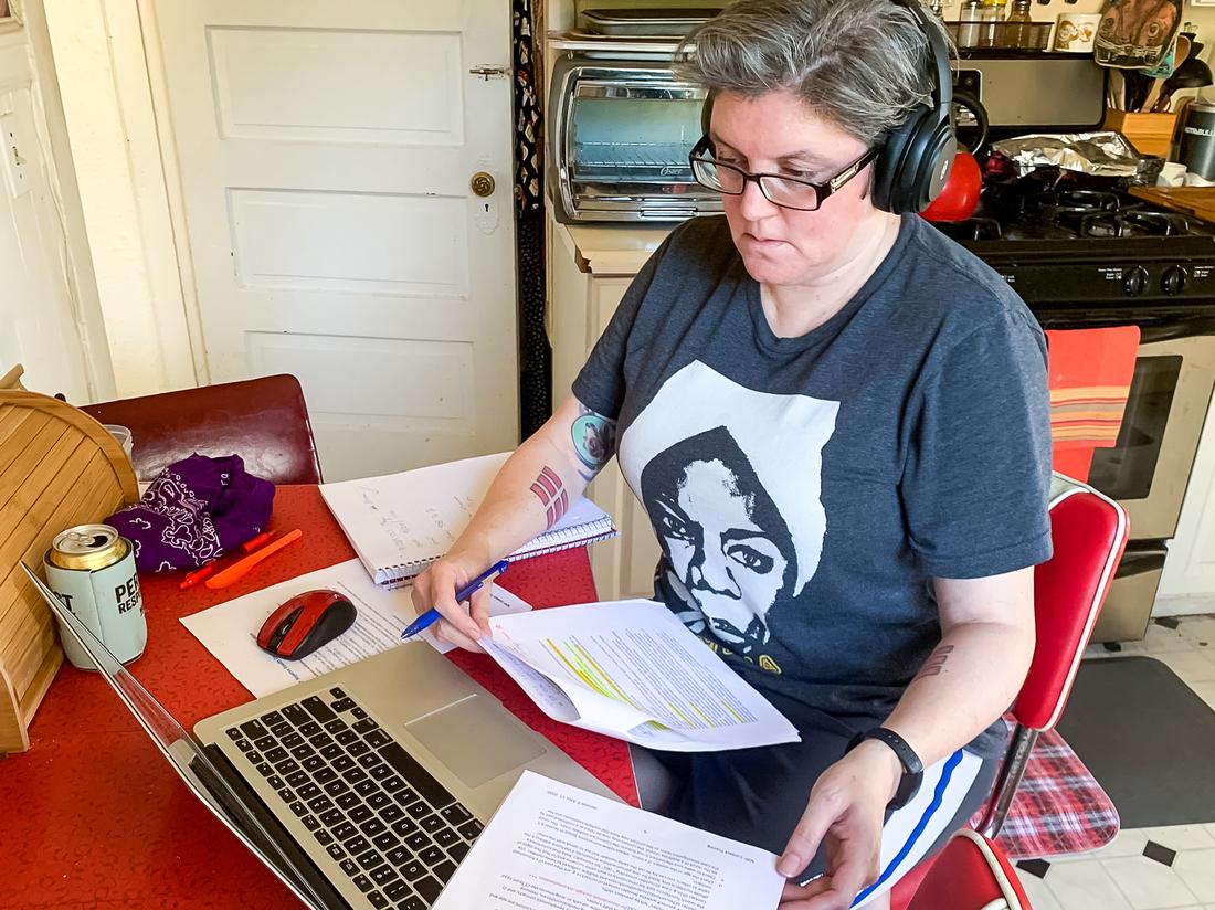 Califórnia seleciona bibliotecários e outros trabalhadores da cidade para rastrear casos de coronavírus: fotos 2
