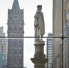 Cuomo Says New York City's Columbus Statue Should Stay