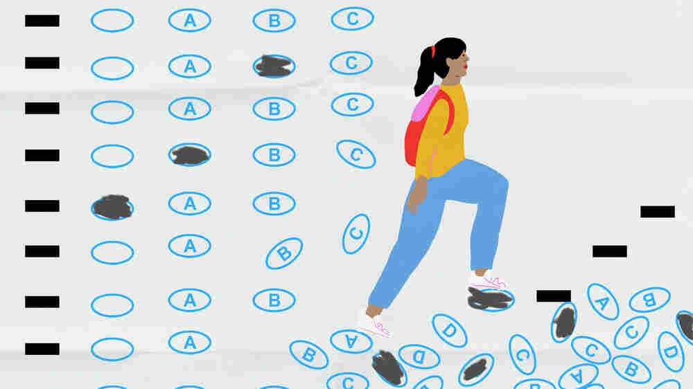 Colleges Are Backing Off SAT, ACT Scores — But The Exams Will Be Hard To Shake