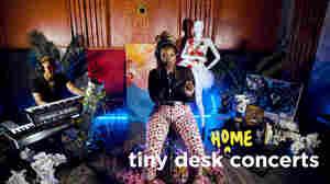 PJ: Tiny Desk (Home) Concert