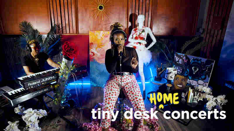 PJ: Tiny Desk (Home) Concert