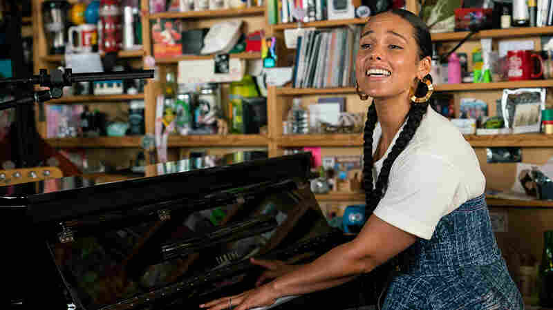 Alicia Keys: Tiny Desk Concert