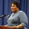 Stacey Abrams calls Georgia's primary election